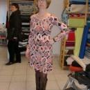 Bürotaugliches Jerseykleid
