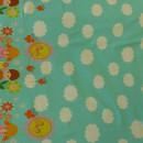 Bordüren-Jersey für süße Kinderkleider
